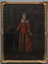 Ubekendt kunstner, portræt af Sophie af Pommern