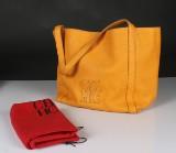 Carolina Herrera, väska, läder