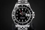 Rolex GMT-Master men's watch, steel, ref. 16700. c. 1991