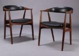 Dansk møbelproducent, par armstole (2)