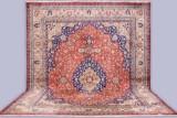 Stor matta, orientalisk, 500x 400