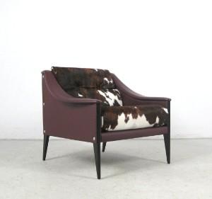 Gio Ponti Sessel Modell Dezza Von Poltrona Frau Lauritz Com