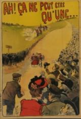 Misti. 'Ah! Ça Ne Peut Etre Qu'une...', vintage advertising poster, c. 1900