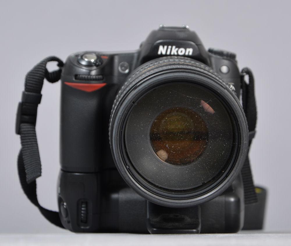 kamera tilbehør nikon
