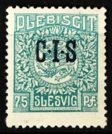Frimærker. Slesvig med posthistorie og C.I.S.