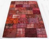 Teppich, Design 'Patchwork', Türkei, ca. 315 x 222 cm