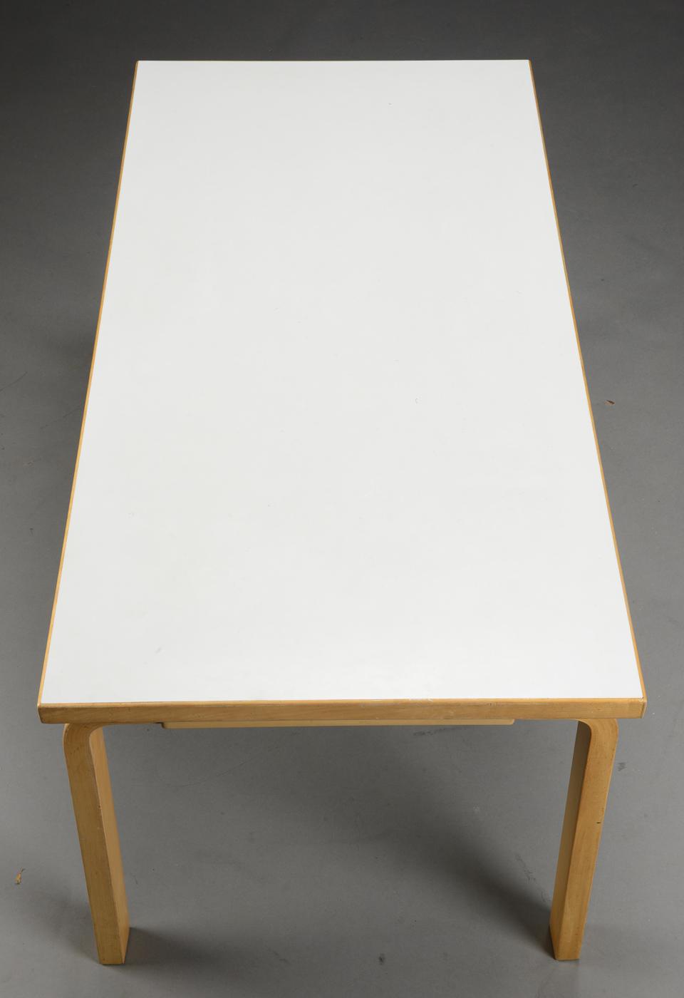 alvar aalto bord brugt