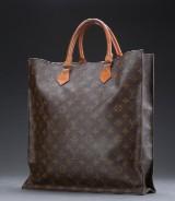 Håndtaske, Louis Vuitton, model 'Sac Plat'