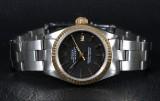 Rolex Oyster Perpetual Datejust damearmbåndsur. 1988.
