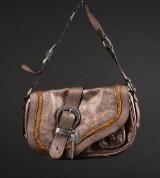 Christian Dior, skuldetaske, coated skind