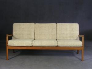 ole wanscher sofa mit 2 sesseln 39 modell 166 39 f r france s n unbekannter hersteller ein. Black Bedroom Furniture Sets. Home Design Ideas