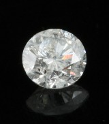 Loose brilliant cut diamond  0.41 ct