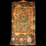 MAHAKALA Thangka, Tibet, 1700/1800-tal.
