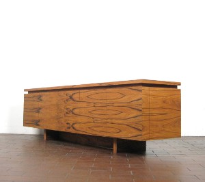 Sideboard Berlin thilo mayr a sideboard lowboard with front in zebrawood for sd