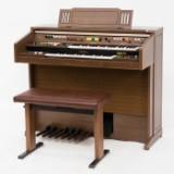 Elektronische Orgel / Heimorgel Yamaha Electone B75 N mit Hockbank (2)