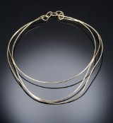 Elsa Peretti for Tiffany & Co. Necklace, 18 kt. gold