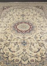 Nain, a carpet, 310 x 205 cm
