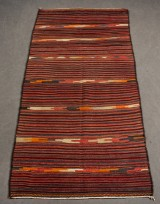 Kelim, tæppe, 275 x 135 cm