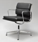 Charles Eames. Soft Pad armchair, model EA-208