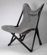 Day Home, lænestol med foldestel