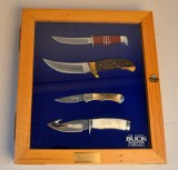 Buck Family/Favorites 0029/1000, 100 Years Knives