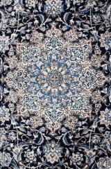 Persisk Nain. Kurk/ Silke, 301 x 207 cm