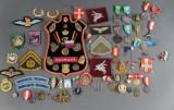 Frimærker og emblemer m.m.