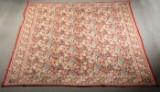 Millefiori Teppich, Agra Indien, 419 x 306 cm