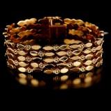 Armband 18 k guld