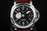 Panerai Luminor GMT Limited Edition men's watch, steel, ref. OP 6691