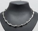 Randers Sølv, halskæde af sterling sølv