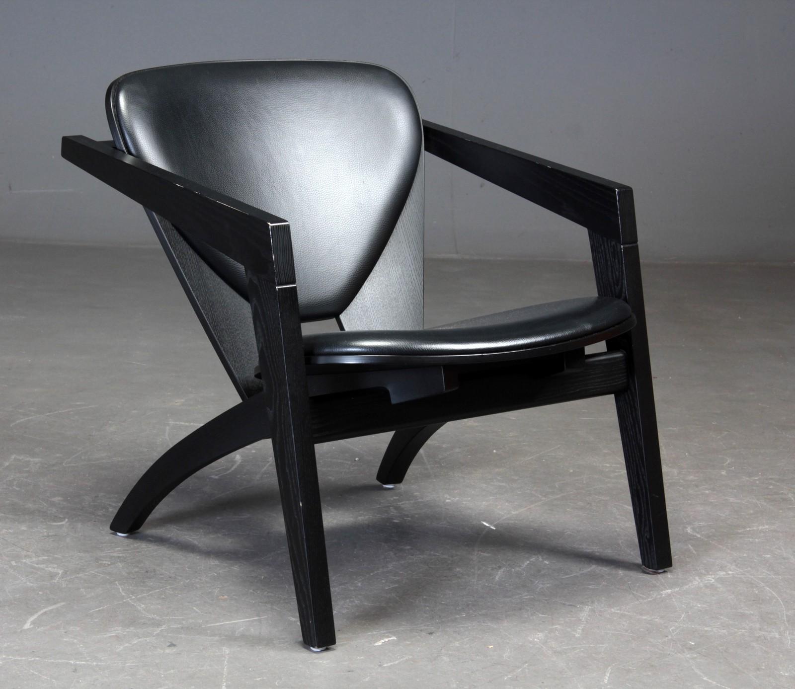 hans j wegner butterfly stol Auktionstipset   Hans J. Wegner. 'Butterfly Chair' lænestol, model  hans j wegner butterfly stol