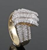 14kt. diamond ring approx. 2.05ct
