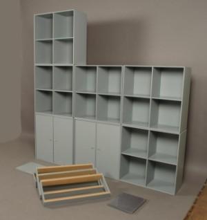 m bel montana regal sowie schrankelemente 7 dk herlev dynamovej. Black Bedroom Furniture Sets. Home Design Ideas