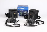 To Olympus sp-550uz digital kameraer (2)