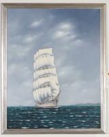 H. Jansson. Marinmålning