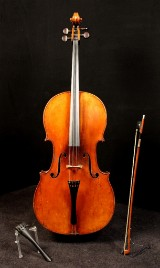 Mouguenot-Jaquet 4/4 cello fra 1912