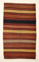 Harsin kelim tæppe, 287x168 cm.