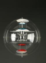 Verner Panton. Pendel, VP-Globe, Ø 40 cm