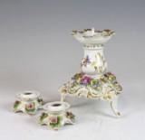 3 Kerzenständer aus der Manufaktur N Dresden (3)