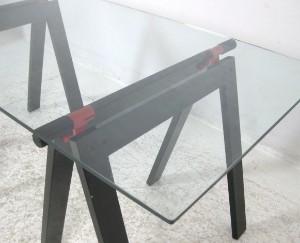 gae aulenti schreibtisch modell gaetano f r zanotta. Black Bedroom Furniture Sets. Home Design Ideas