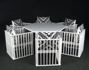 kolo moser josef hoffmann sitzgruppe modell purkersdorf. Black Bedroom Furniture Sets. Home Design Ideas