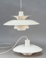 Poul Henningsen, to pendler model PH5 og PH-4/3 (2)