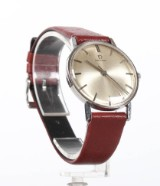 Nye og brugte herreure - Rolex, Cartier, Omega, Breitling - Vintage Omega. Herre armbåndsur ...