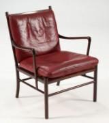 Ole Wanscher. Lounge chair, Colonial Chair, Model PJ 149