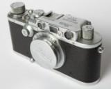 Leica-kamera med stativ og filter, Ernst Leitz Wetzlar (3)