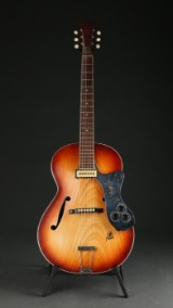 Framus guitar 5/51 fra ca. 1960