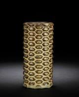 Axel Salto for Royal Copenhagen. Vase, stoneware, no. 20685