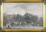 David Teniers, efter. Kopparstick, sekelskiftet 1800/1900