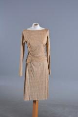 Donna Karen NY. Tvådelad klänning, 100%silke (2)